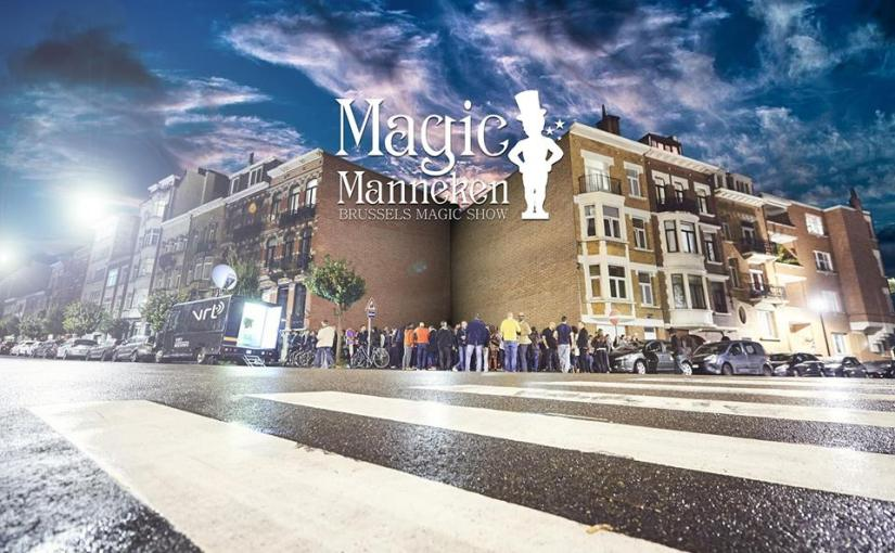 Welcome to Magic Manneken show!