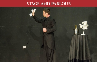 Stage and parlour