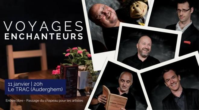 Voyages Enchanteurs